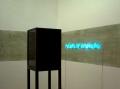 Ausstellungsansicht im WELTRAUM